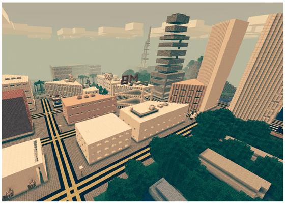 скачать карты городов для майнкрафт 0.9.0