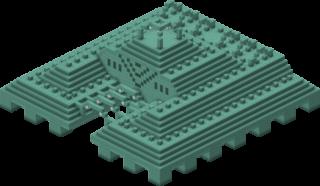 Подводная крепость
