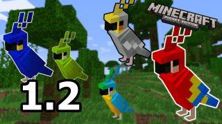 Minecraft Pocket Edition 1.2