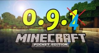 Minecraft 0.9.5 (0.9.5.1) и 0.9.4 Pocket Edition (PE) на Андроид