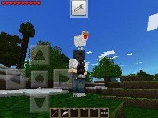 Мод «Приручение мобов» для Minecraft Pocket Edition