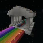 Новенькая и очень классная карта для Minecraft PE 0.9.5. Карта Skypiea - это летающее здание. На карте Skypiea Вас ждет 33 потрясающих квеста в режиме выживания.