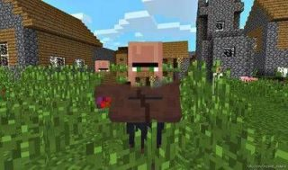 Карта «Village survival» — Minecraft Pocket Edition