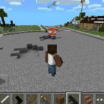 Мод «GTA San Andreas» для Minecraft 0.9.5 воссоздает мир знаменитой игры GTA San Andreas. Море оружия и веселья будет обеспечено. Также в архиве находится скин на главного персонажа ГТА - Си-Джея.