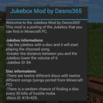 С модом Jukebox Вы наконец то получите поддержку музыки в Minecraft Pocket Edition.