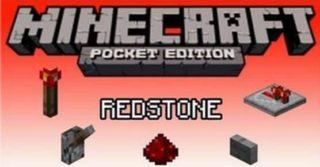 Мод на Редстоун (Redstone) для Minecraft PE [0.9.5]