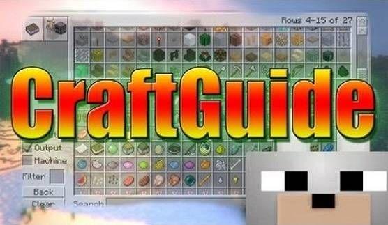 Все Рецепты крафта Minecraft