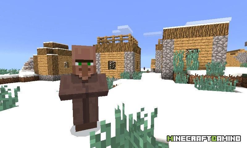 1410403532 - Зимняя деревня