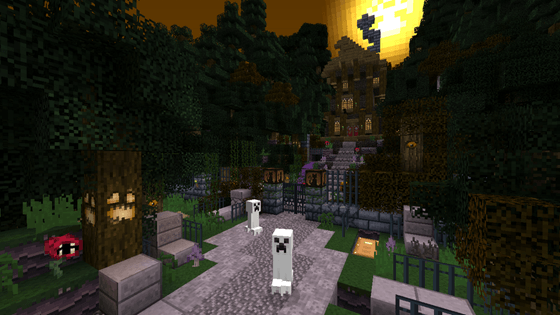Halloween-Texture-Pack-minecraft