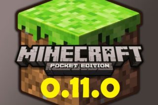 Minecraft Pocket Edition (PE) 0.11.0 на Android