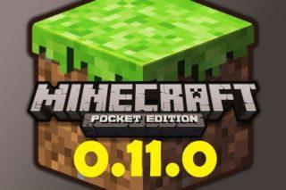 Minecraft Pocket Edition (PE) 0.11.0 на Android