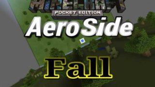 Карта AeroSide Fall для Майнкрафт 0.10.4