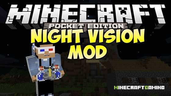 Night Vision mod