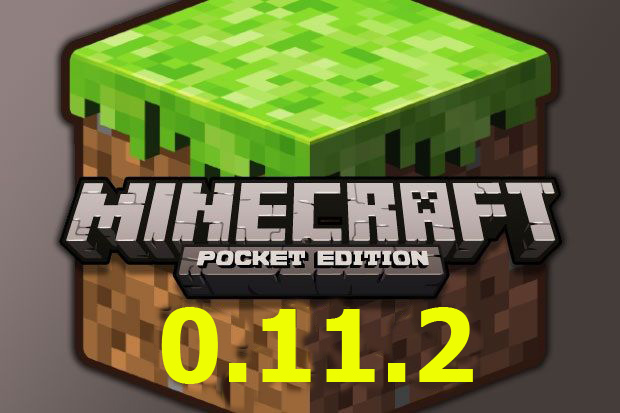 Minecraft Pocket Edition (PE) 0.11.2