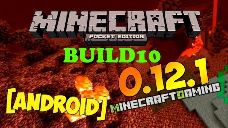 Minecraft Pocket Edition (PE) 0.12.1 build 10