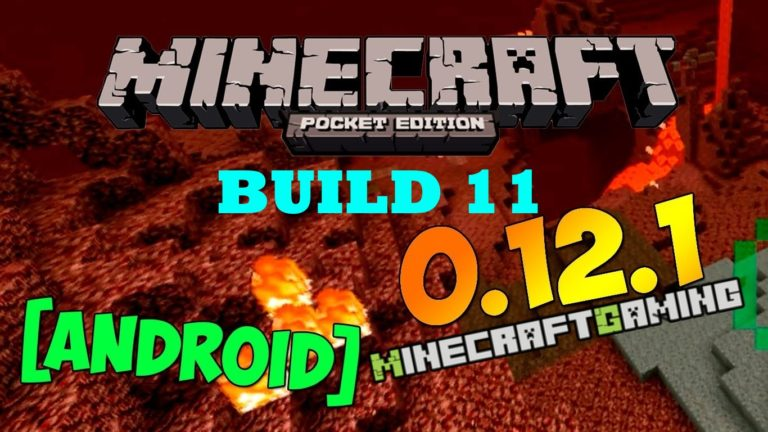 Minecraft Pocket Edition (PE) 0.12.1 build 11