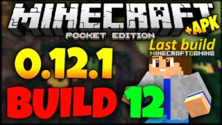 Minecraft Pocket Edition (PE) 0.12.1 build 12