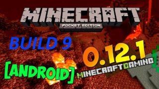 Minecraft Pocket Edition (PE) 0.12.1 build 9