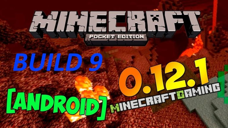 Minecraft Pocket Edition (PE) 0.12.1 build 9