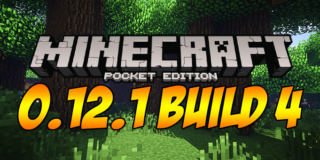 Minecraft Pocket Edition (PE) 0.12.1 build 4