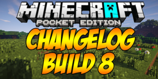 Minecraft Pocket Edition (PE) 0.12.1 build 8