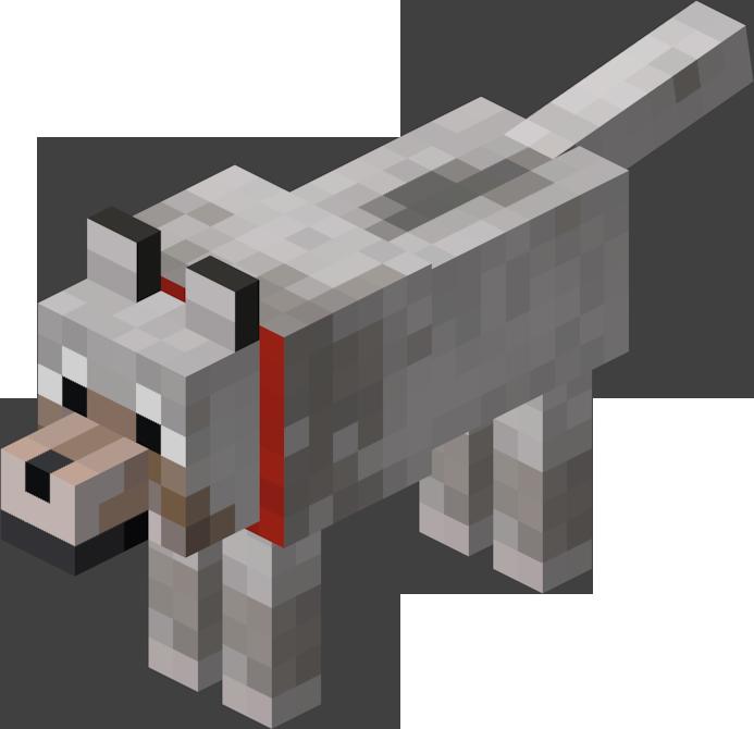 Прирученный волк