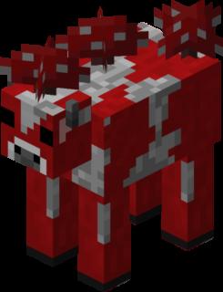 Грибная корова