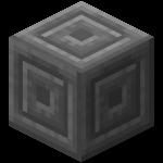 Резной каменный кирпич в Майнкрафте.