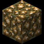 Светящийся камень в Майнкрафте.