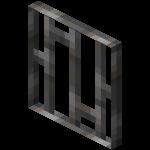 Железная решётка в Майнкрафте.