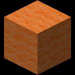 Оранжевая шерсть