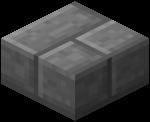 Плита из каменных кирпичей