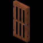Дверь из Акации в Майнкрафте.