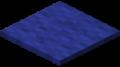 Синий ковёр