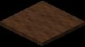 Коричневый ковёр в Майнкрафте.
