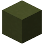 Зелёная обожжённая глина