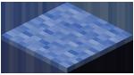 Голубой ковёр