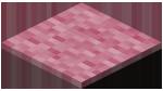 Розовый ковёр