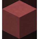 Розовая обожжённая глина в Майнкрафте.