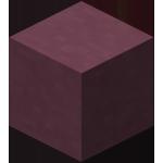 Фиолетовая обожжённая глина
