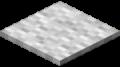 Белый ковёр