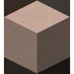 Белая обожжённая глина в Майнкрафте.