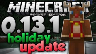 Minecraft Pocket Edition 0.13.1