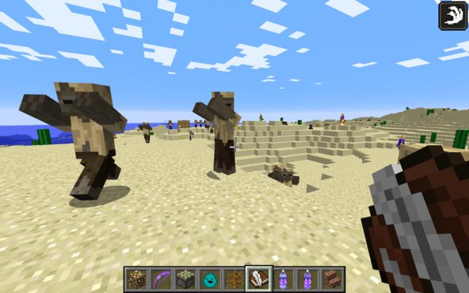 Теперь в пустыне спавнится новой монстр - Кадавр. Что еще добавили в 0.15.0?