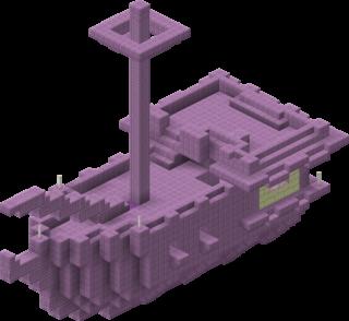 Корабль края