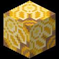 Жёлтая глазурованная плитка