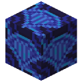 Синяя глазурованная плитка