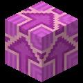 Сиреневая глазурованная плитка